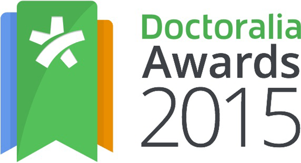 Logo Doctoralia Awards Compact Fundacio Hospital De Nens